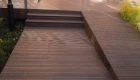 Steps made from Plantation Bamboo X-treme decking