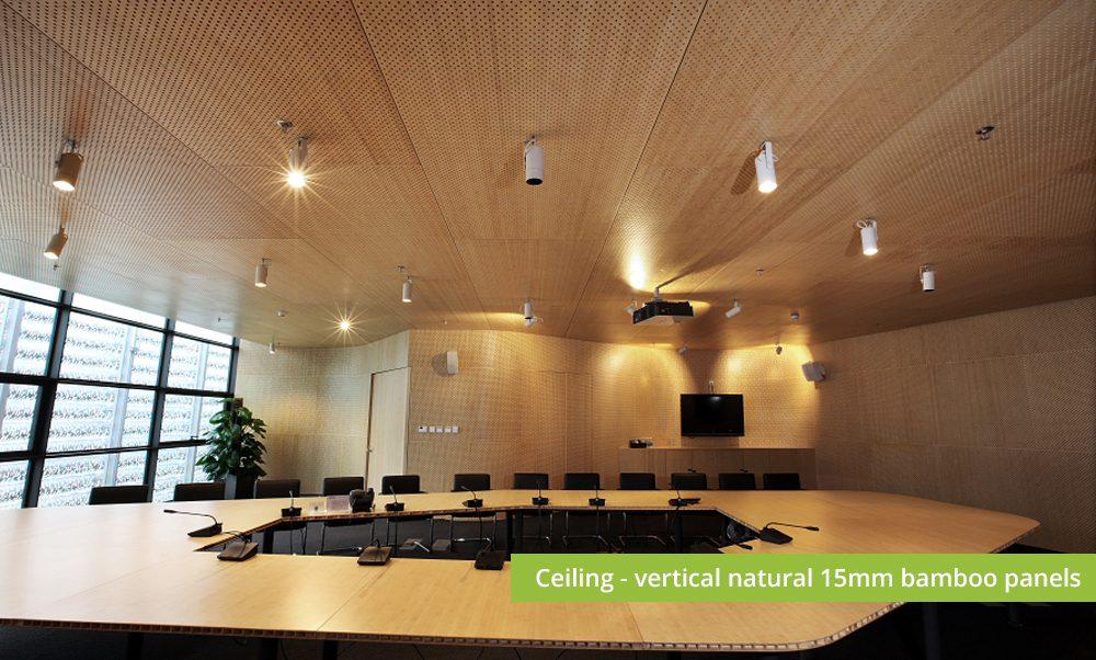 Interior Panels Plantation Bambooflooringdeckingconstruction Panels