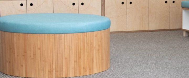 Flexbamboo used to create furniture
